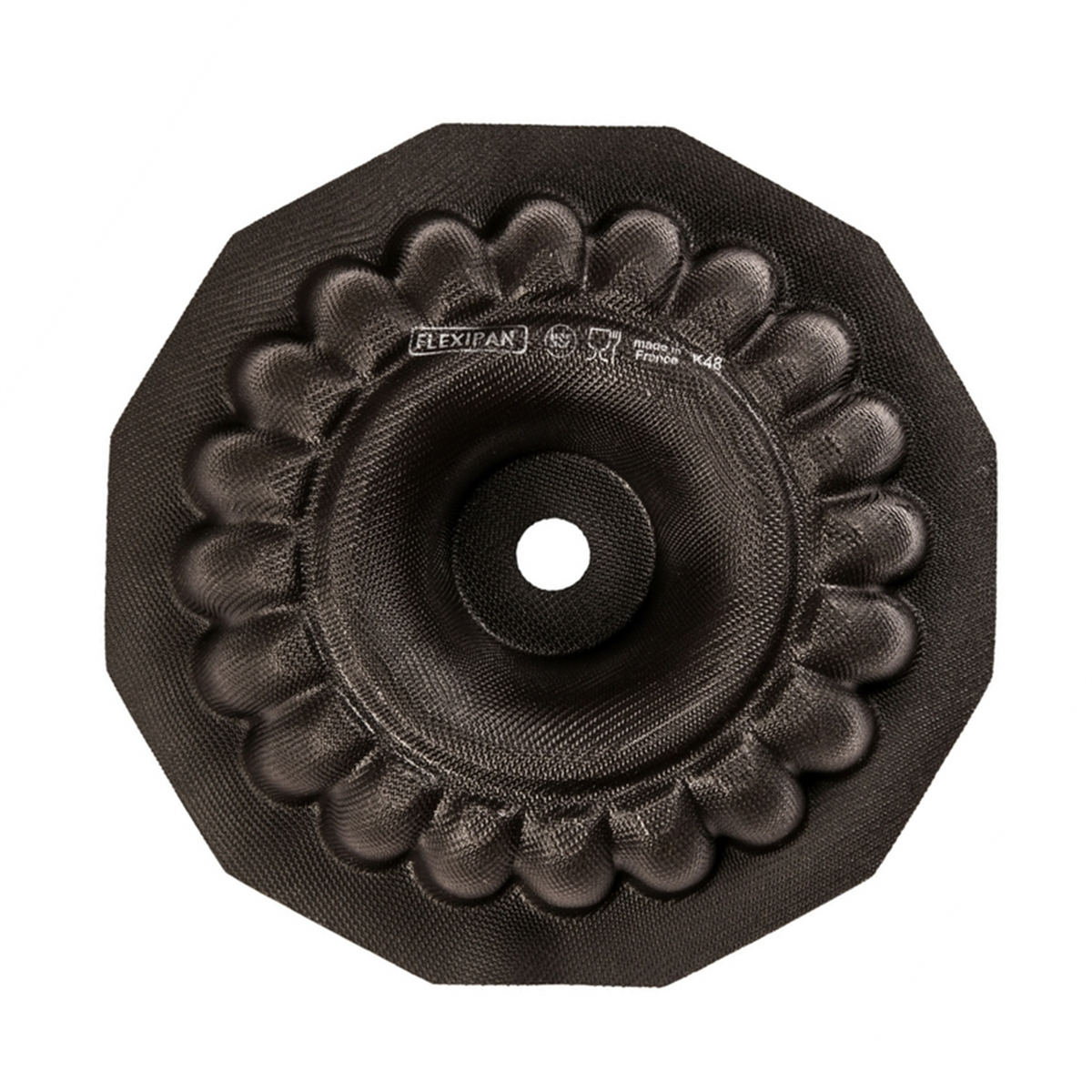 Picture of  FLUTED BUNDT MOLD FLEXIPAN®