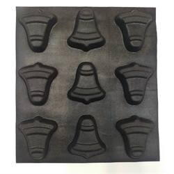 Picture of  BELL TRAY (6) FLEXIPAN®