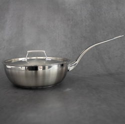Picture of 2-Quart Flared Saute Pan with Lid